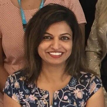 Dr Amrita Prasad