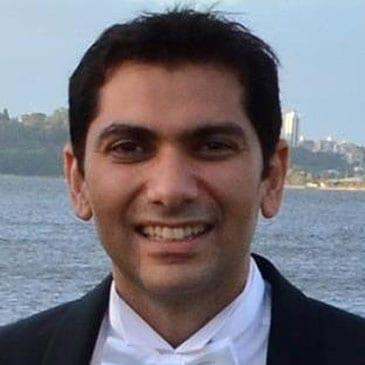 Dr Navid Amirabadi
